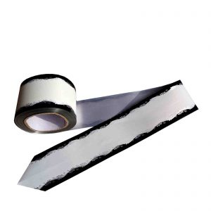 Funeral ribbon