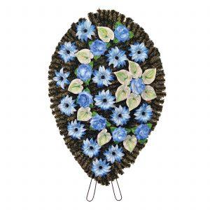 Artificial floral tributes